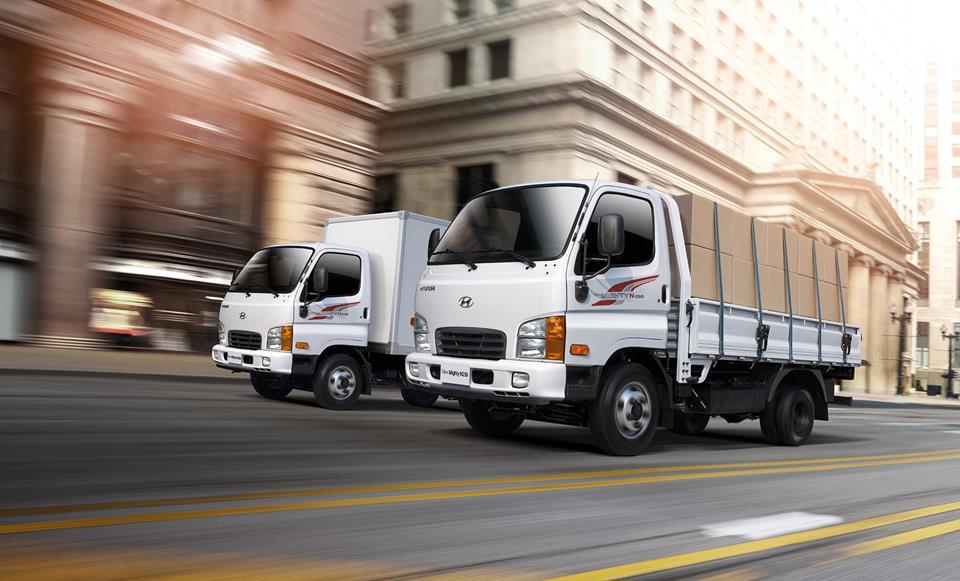 Hyundai Thái Nguyên ra mắt sản phẩm New Mighty N250
