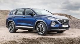 Hyundai Santa Fe 2019 ra mắt tại Hàn Quốc: đẹp hơn, to hơn, hiện đại hơn