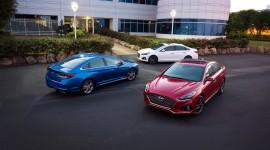 Hyundai Sonata+ 2018 giá mềm, nhiều công nghệ