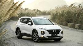 Hyundai Thái Nguyên chính thức giới thiệu Hyundai SantaFe 2019 thế hệ hoàn toàn mới.