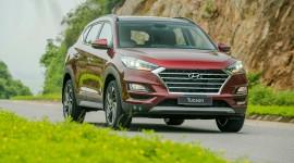 Hyundai Tucson 2019 đã chính thức được ra mắt thị trường Thái Nguyên