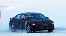 Hyundai Elantra thế hệ mới thể thao hơn với lưới tản nhiệt giống Sonata