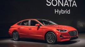 Hyundai trình làng Sonata Hybrid thế hệ mới tại Mỹ