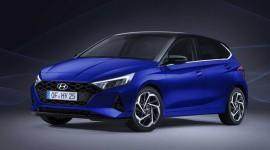 Hyundai i20 lộ nội thất không thua kém i30